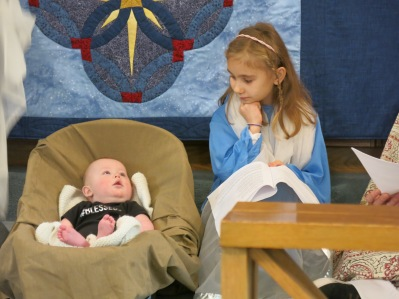 Two Little Miracles in Our Christmas Pageant