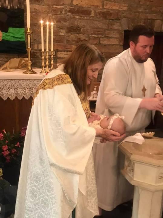 Emma's Baptism love
